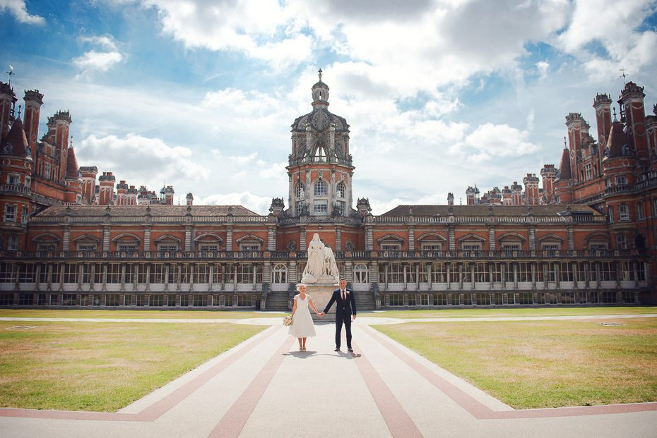 Royal Holloway College ~ A Wedding And Events Commission